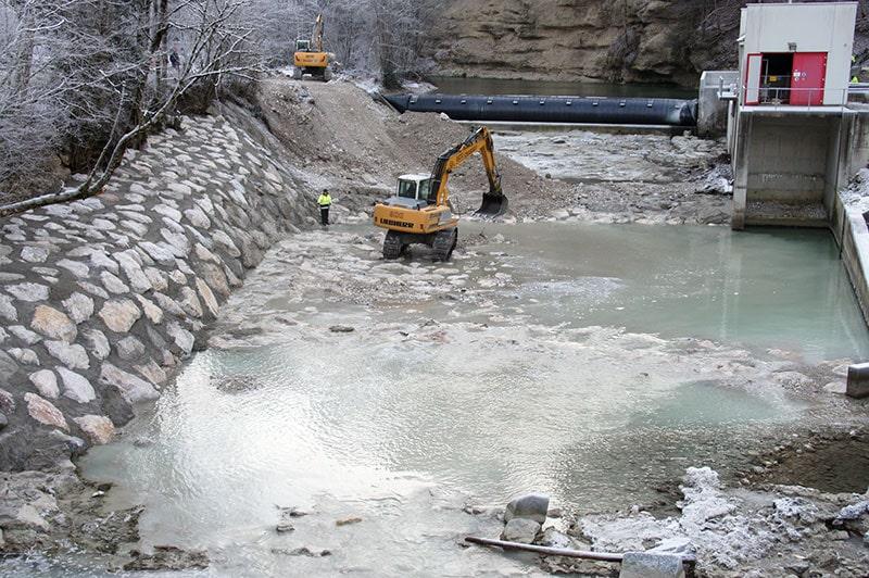 Referenzen | 6 wildbachverbauung kraftwerk st pankraz